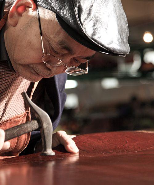 奢侈的传统手工艺